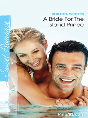 cover image of A Bride For the Island Prince