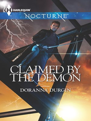 cover image of Claimed By The Demon (nocturne)