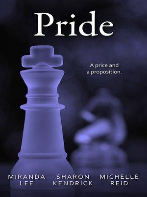 cover image of Pride--3 Book Box Set