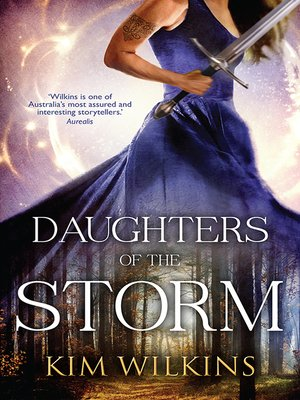 cover image of Daughters of the Storm