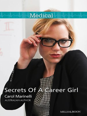 cover image of Secrets of a Career Girl