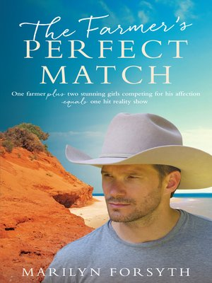 cover image of The Farmer's Perfect Match