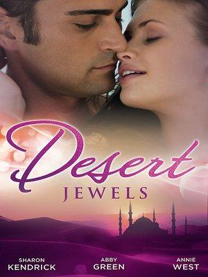cover image of Desert Jewels--3 Book Box Set