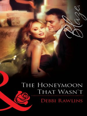cover image of The Honeymoon That Wasn't