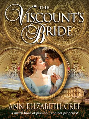 cover image of The Viscount's Bride