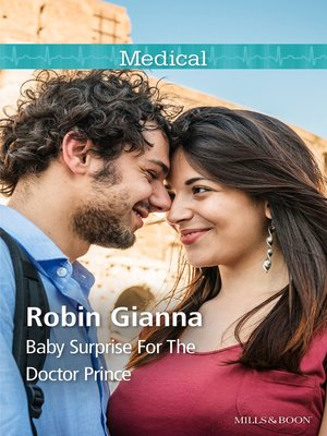 cover image of Baby Surprise For the Doctor Prince
