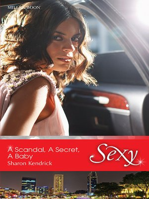 cover image of A Scandal, a Secret, a Baby