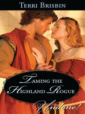 cover image of Taming the Highland Rogue