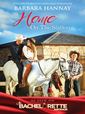 cover image of Home On the Station--3 Book Box Set
