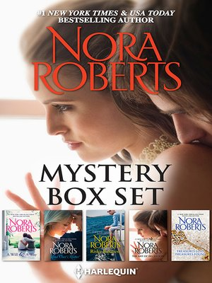cover image of Nora Roberts Mystery Bundle