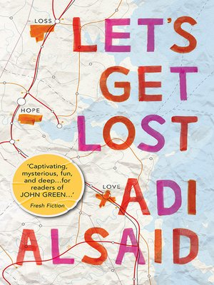 cover image of Let's Get Lost