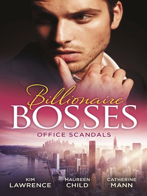 cover image of Billionaire Bosses