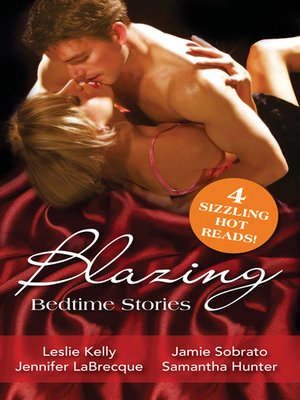cover image of Blazing Bedtime Stories