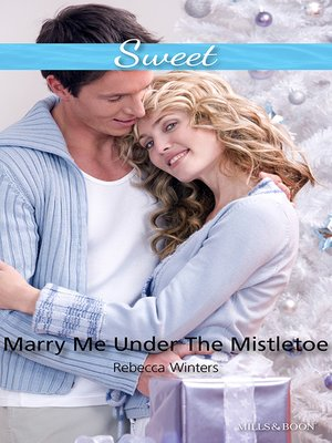 cover image of Marry Me Under the Mistletoe