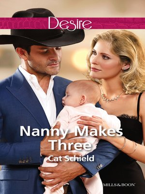 cover image of Nanny Makes Three