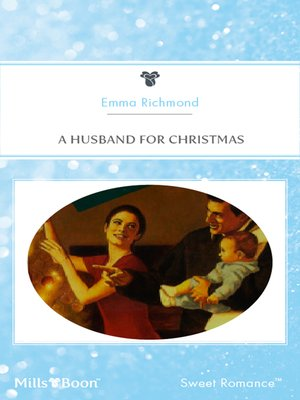 cover image of A Husband For Christmas