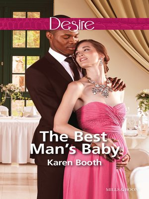 cover image of The Best Man's Baby