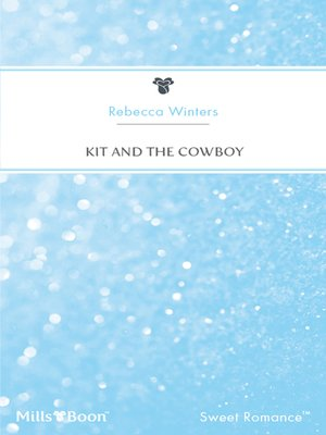cover image of Kit and the Cowboy