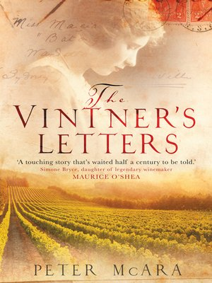 cover image of The Vintner's Letters