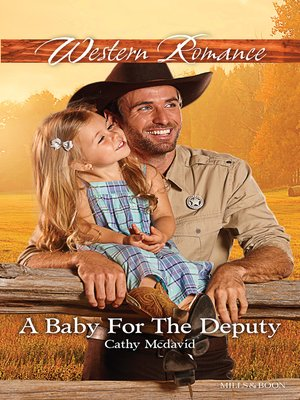 cover image of A Baby For the Deputy
