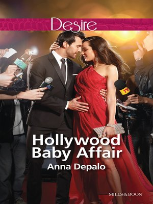 cover image of Hollywood Baby Affair