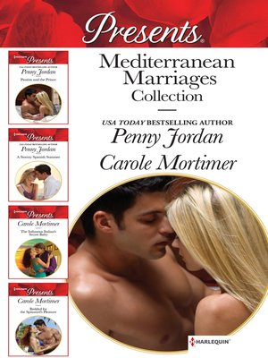 cover image of Mediterranean Marriages Collection--4 Book Box Set
