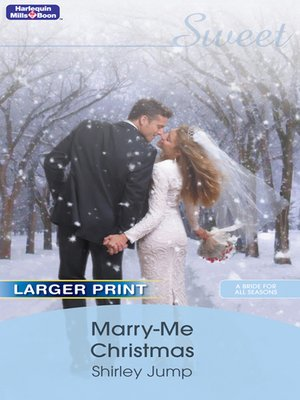 cover image of Marry-Me Christmas