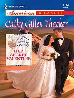 cover image of Her Secret Valentine