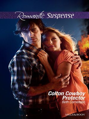 cover image of Colton Cowboy Protector