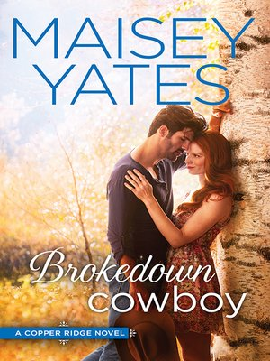 cover image of Brokedown Cowboy
