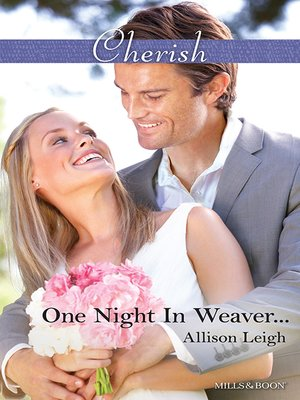 cover image of One Night In Weaver...
