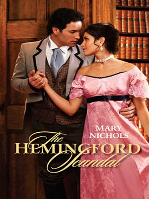 cover image of The Hemingford Scandal