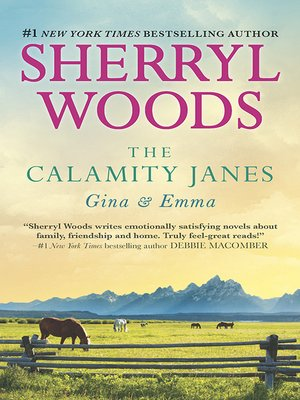 cover image of Gina & Emma/To Catch A Thief/The Calamity Janes