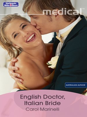 cover image of English Doctor, Italian Bride