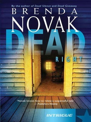 cover image of Dead Right