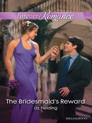 cover image of The Bridesmaid's Reward
