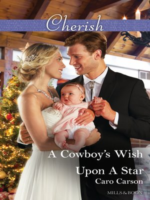 cover image of A Cowboy's Wish Upon a Star