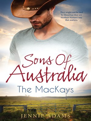 cover image of Sons of Australia