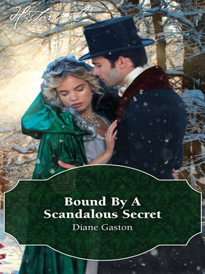 cover image of Bound by a Scandalous Secret