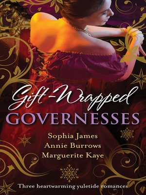 cover image of Gift-Wrapped Governesses/Christmas At Blackhaven Castle/Governess to Christmas Bride/Duchess by Christmas