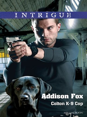 cover image of Colton K-9 Cop