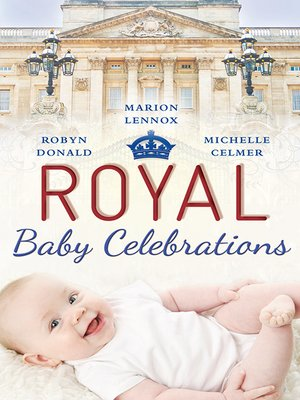 cover image of Royal Baby Celebrations--3 Book Box Set