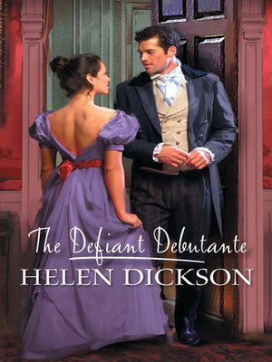 cover image of The Defiant Debutante