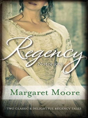 cover image of Regency Notoriety