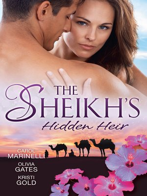 cover image of The Sheikh's Hidden Heir--3 Book Box Set
