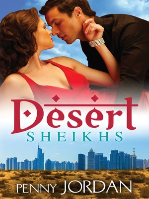 cover image of Desert Sheikhs--3 Book Box Set