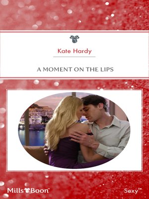cover image of A Moment On the Lips