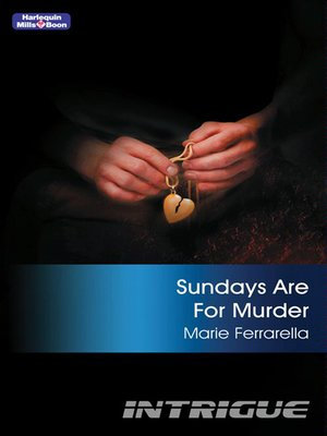 cover image of Sundays Are For Murder