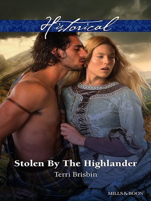 cover image of Stolen by the Highlander