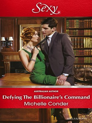 cover image of Defying the Billionaire's Command